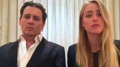 Amber Heard, Johnny Depp Appear in Court-Mandated Apology Video...: Amber Heard, Johnny Depp Appear in Court-Mandated Apology… #AmberHeard