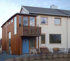 Tilbygg: Hilde Bøkestad er godt fornøyd med dette lille tilbygget i Nardoskrenten.