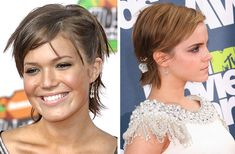 Hair and Make-up by Steph: Styling Ideas for Short Hair