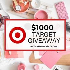 Head over to @absolutely_alli next!!  How awesome would it be to win a $1000 Target giftcard or cash!!    Enter by following these easy steps   1. Like THIS photo    2. FOLLOW ME   3. Head to @absolutely_alli   4. OPTIONAL BONUS ... comment below your favorite thing about Target   Giveaway will run 1/9 to 1/12 ending at 6:15pPST .. winner announced 48hrs after closing .. Candidates MUST have a PUBLIC acct at time of drawing. Winner will have 24 hrs to claim! Winner is responsible for any…