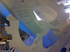 """""""Signatures and Greetings"""" by customers, partners and prospects II"""