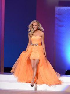 Ali Barros - Miss Tennessee rocking her fun fashion at International Junior Miss!