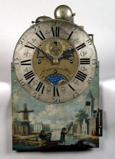 Pretty Antique Clock