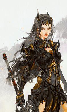 Nữ nhân mà lại mạnh mẽ hơn cả nam nhân... nhưng trái tim nàng vẫn yếu đuối như người thường thôi