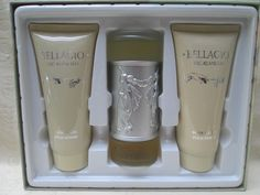 BELLAGIO Micaelangelo Eau de Parfum Boxed Gift Set Perfume Lotion Shower Gel