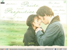Pride and Prejudice! Favorite!