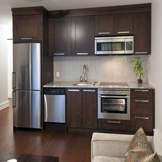 Basement Apartment Design Ideas, Pictures, Remodel, and Decor - page 7
