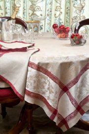 French Motif Table Linen (France)