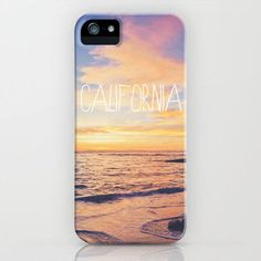 California iPhone Case by Thecrazythewzrd | Society6