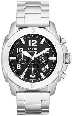 Fossil Men's Modern Machine Stainless Steel Watch