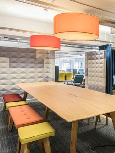 Office Design For Manchester Growth Company Room Inspiration, Design Inspiration, Growth Company, Partition Screen, Meeting Rooms, Workspace Design, Coworking Space, Work Spaces, Office Interiors