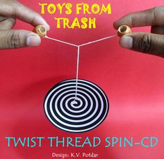 Toys from Trash-awesome website, who needs tv