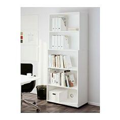 FLUNS Archivador, blanco - IKEA