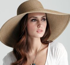 Hats for Women | ladies don't want to go for a 7 inch wide brim sun hats for women ...