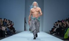 80-Year-Old Model Crushes Stereotypes With His Runway Swagger | Huffington Post