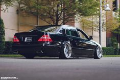 Quality All Around // Gio's Lexus LS430. | StanceNation™ // Form > Function Custom Wheels, Custom Cars, Lexus 430, Jdm Tuning, Toyota Crown, Rockford Fosgate, Car Cleaning, Audio System, Car Manufacturers
