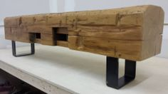 Barn Beam Bench hot off the Workbench! See all the character this barn beam exudes! Bet he has a few stories to tell!