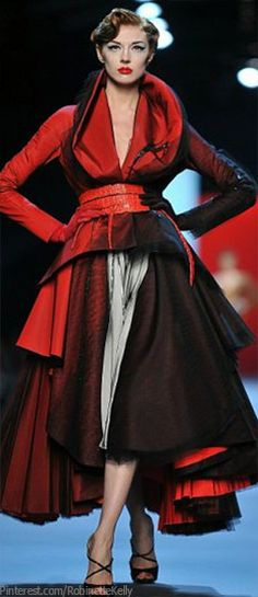 Christian Dior Haute Couture | S/S 2011  | The House of Beccaria