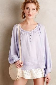 so cute -- Vanessa Virginia Naome Peasant Top  -- http://www.hagglekat.com/vanessa-virginia-naome-peasant-top/