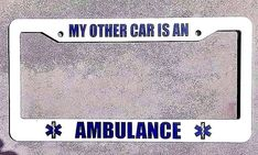 Medic Ems Decal Personalized Vinyl Monogrammed Initials