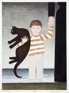 Will Barnet Walk  2001 by  Limited Edition Print, Lithograph.