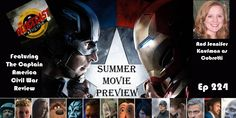 The Deucecast Movie Show #224: Summer Movie Preview