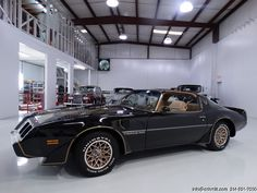 DANIEL SCHMITT & CO. PRESENTS: 1981 Pontiac Trans Am - Visit www.schmitt.com or call 314-291-7000 for more details!