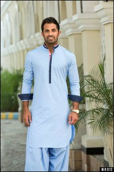 Latest Men Dresses Eid Collection 2015 by Humayun Alamgir