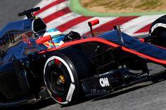 2015 Fernando Alonso McLaren Honda pretemporada