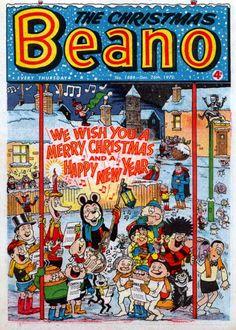 The Christmas Beano 1970