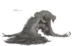 ArtStation - Creature Concepts 01, Chun Lo