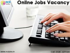 Online job portal is the best destination point to find the #OnlineJobsVacancy in a particular field. You just enroll yourself and get the multiple job offers by the prominent recruiters of India. See more @ http://bit.ly/2inJc4X #NCRJobs #JobVacancy