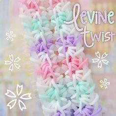 big site with lovely pastel loomed bracelets instagram photos