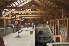 SVERRE FEHN | Museo Hedmark | Hamar; Nourega | 1967-2005