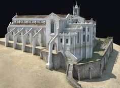 """RUAS DE LISBOA COM ALGUMA HISTÓRIA: LARGO DO CARMO [ V ] aps-ruasdelisboacomhistria.blogspot.com800 × 593Pesquisar por imagens Largo do Carmo - (Século XIV) (Maqueta da """"IGREJA DO CONVENTO DO CARMO"""" apresentada em 3D no """"Museu da Cidade"""") in MUSEU DA CIDADE"""