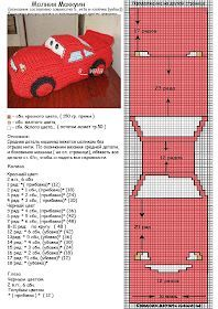 PRECIOUS FINDINGS: So venturing around I found this crochet car, this is a true . PRECIOUS FINDINGS: So venturing around I found this crochet car, this is a true challenge, not difficult if you don& need to read a pattern. I gu. Crochet Disney, Crochet Car, Crochet For Boys, Crochet Dolls, Free Crochet, Amigurumi Patterns, Amigurumi Doll, Crochet Patterns, Knitting Charts