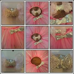 Ultimate Girly Princess Tutu/Headband Set    http://www.facebook.com/pages/Sweetie-Pie-Designs-by-Amanda/151835748188004