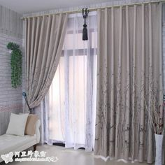 double curtain - Google Search