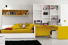 Elegant Single Bed Frames for Kids | Interior Design, Interior Decorating, Trends & News - Interiorzine.com