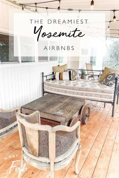 Plan the dreamiest trip to Yosemite and stay at one of these gorgeous Airbnbs! There are so many gorgeous homes to stay at! Make the most unforgettable trip! yosemite airbnb | yosemite national park airbnb | best airbnb Yosemite | best places to stay in Yosemite | best places to stay near Yosemite | best places to stay Yosemite #yosemiteairbnb #yosemitenationalparkairbnb #bestairbnbyosemite #bestplacestostayinyosemite #bestplacestostaynearyosemite #bestplacestostayyosemite #wheretostayinyose Beautiful Places To Travel, Beautiful Hotels, Best Places To Travel, Cool Places To Visit, North America Destinations, Travel Destinations, Luxury Travel, Travel Usa, Yosemite National Park