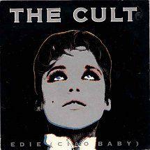 45cat - The Cult - Edie (Ciao Baby) / Bleeding Heart Graffiti - Beggars Banquet - UK - BEG 230