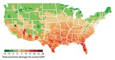 Future economic impact Climate Change