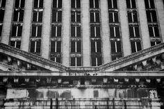 Windows - Michigan Central Station