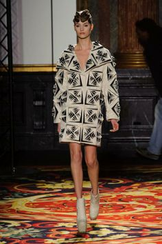 Iris Van Herpen Haute Couture Spring 2013 | ****** Nicolette Lang-Andersen ****** Vancouver Fashion & Personal Stylist