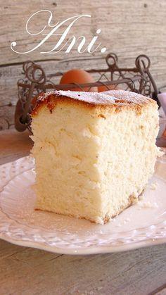 "Ani Kitchen: Snacks sky ""cuarts Can Joan of S'Aigo"" No Bake Desserts, Delicious Desserts, Yummy Food, Baking Recipes, Cake Recipes, Dessert Recipes, Sweets Cake, Cupcake Cakes, Cupcakes"