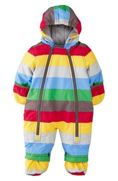 Mini Boden Snow Suit (Baby Boys) | Nordstrom