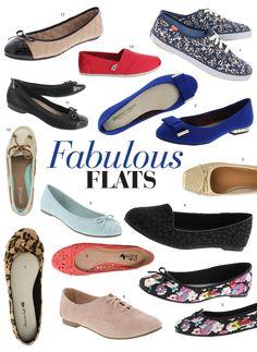 Fabulous Flats! If y