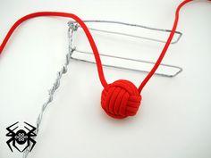 Monkey fist tying tool