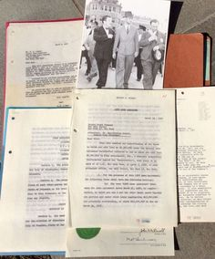 HOWARD HUGHES SIGNED 1957 TERMS OF LOAN & COLLATERAL FOR NEW COMPANY + BYLAWS #HowardHughesAircraft