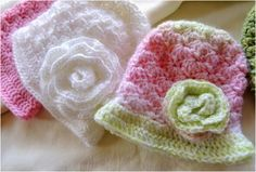 New Free Rose Crochet Pattern in this blog post! With my compliments! : )